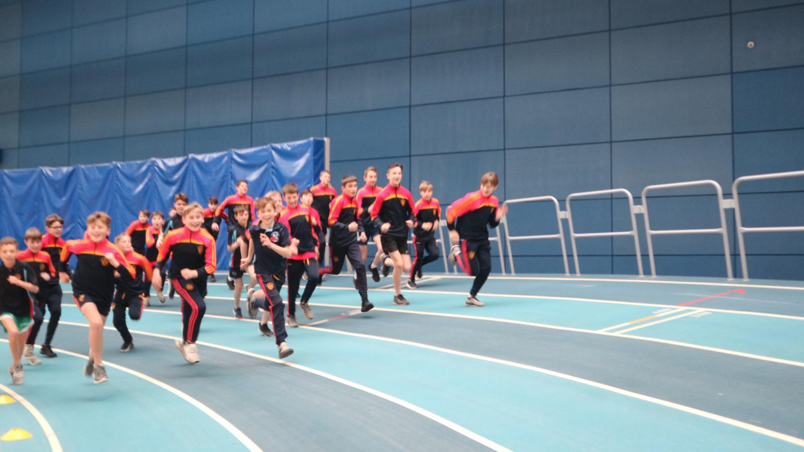 Group athletics